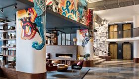 The Revolution Hotel - Boston - Aula