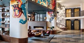 The Revolution Hotel - בוסטון - לובי