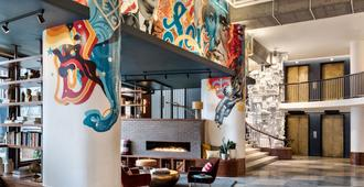 The Revolution Hotel - Boston - Lobi