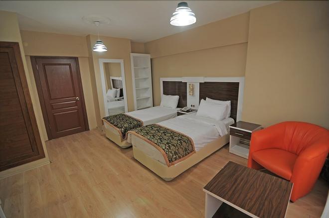 Kosk Hotel - Elazığ - Bedroom