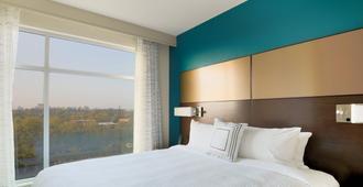 Residence Inn by Marriott San Jose Airport - סן חוזה - חדר שינה