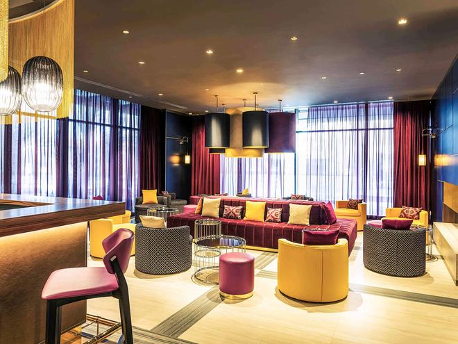 Mercure Almaty City Center - Almaty - Lounge