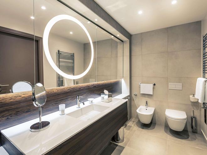 Mercure Almaty City Center - Almaty - Bathroom