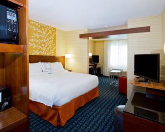 Fairfield Inn & Suites by Marriott St. Louis West/Wentzville - Wentzville - Schlafzimmer