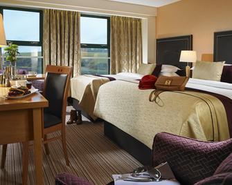 Westport Coast Hotel - Westport - Schlafzimmer