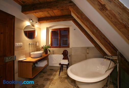 Residence U Mecenase - Prague - Bathroom