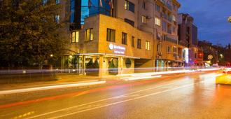 Best Western Lozenetz Hotel - Sofia - Bygning