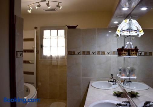 La Pinède - Lambesc - Bathroom