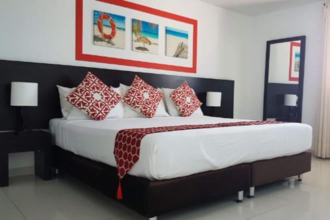 波托菲諾酒店 - 聖安德魯 - 聖安德烈斯 - 臥室