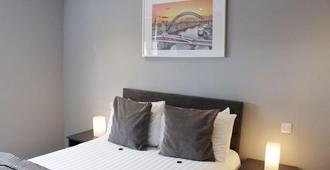 Dream Apartments Quayside - Newcastle upon Tyne - Phòng ngủ