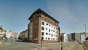 Dream Apartments Quayside - Newcastle upon Tyne - Building