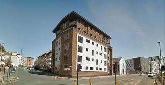 Dream Apartments Quayside - Newcastle-upon-Tyne - Edificio
