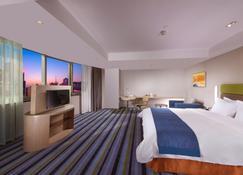 Holiday Inn Express Hefei Downtown - Hefei - Bedroom