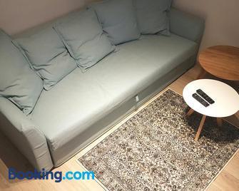 Centro apartamentai - Birštonas - Living room