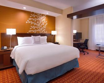 Fairfield Inn and Suites by Marriott Moab - Moab - Bedroom