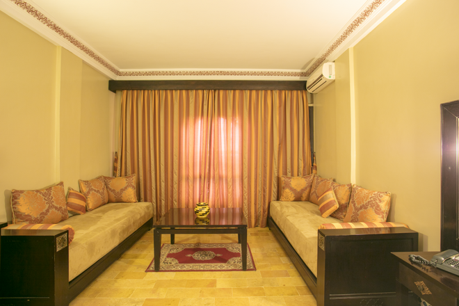 Diwane Hotel & Spa Marrakech - Μαρακές - Σαλόνι