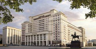 Four Seasons Hotel Moscow - Moscow - Building