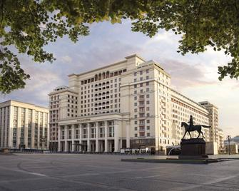 Four Seasons Hotel Moscow - Moskva - Byggnad