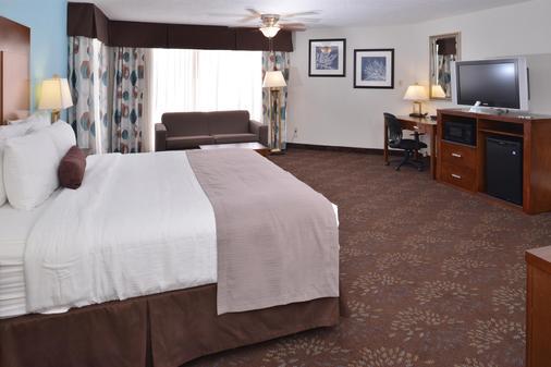 Best Western PLUS El Paso Airport Hotel & Conference Center - El Paso - Schlafzimmer
