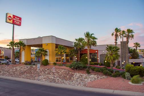 Best Western PLUS El Paso Airport Hotel & Conference Center - El Paso - Gebäude