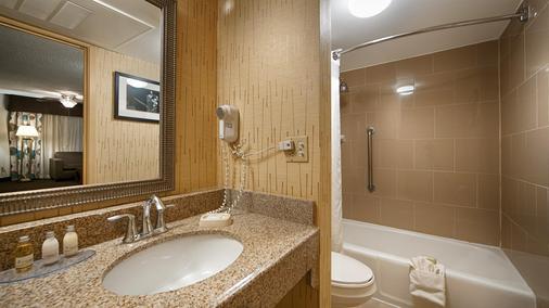 Best Western PLUS El Paso Airport Hotel & Conference Center - El Paso - Bad