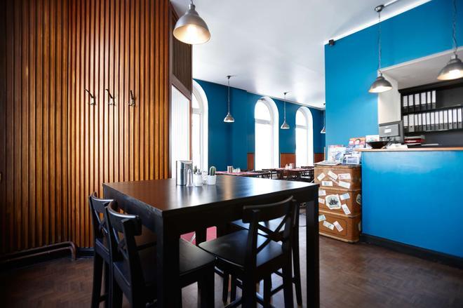 Hotel Liegeplatz 13 Kiel by Premiere Classe - Kiel - Dining room