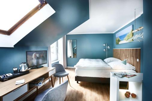 索菲恩基礎酒店 - 基爾 - 基爾 - 臥室