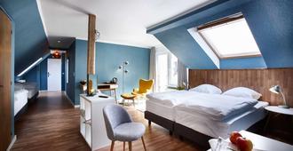 Hotel Liegeplatz 13 Kiel by Premiere Classe - קיל - חדר שינה