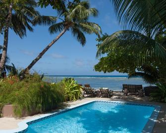 Le Repaire - Boutique Hotel & Restaurant - La Digue Island - Piscine