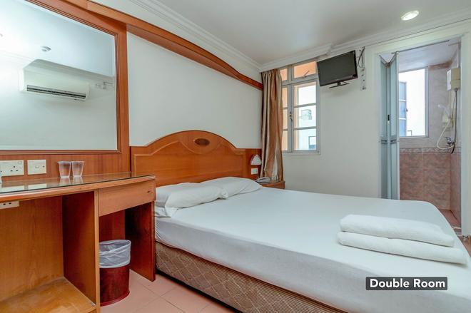 Diamond Hotel - Singapore - Bedroom