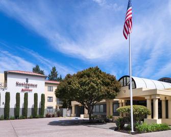 Residence Inn Palo Alto Menlo Park - Menlo Park - Building