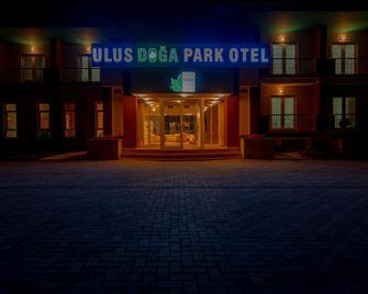 Ulus Doga Park Otel - Ulus - Building