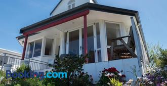 Waimarie on Riverside Motel & Apartments - Nelson (Nueva Zelanda) - Edificio