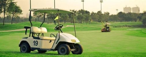 Tianjin Warner International Golf Club - Binhai