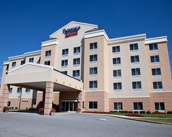 Fairfield Inn and Suites by Marriott Bedford - Bedford - Building