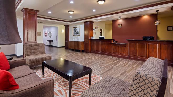 Best Western Granbury Inn & Suites - Granbury - Σαλόνι ξενοδοχείου