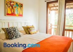 Apartamento Terraco Buganvilias - Reserva Imbassai - Imbassai - Habitación