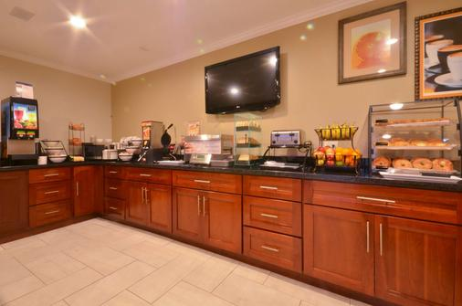 Best Western The Inn & Suites Pacific Grove - Pacific Grove - Buffet