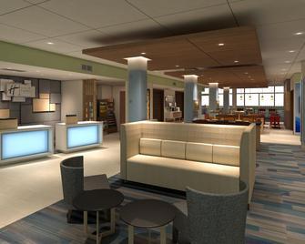 Holiday Inn Express & Suites Dalhart - Dalhart - Salónek