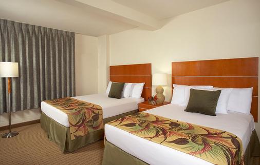 Pearl Hotel Waikiki - Honolulu - Bedroom