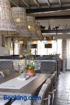 Hotel Hoeve de Plei - Mechelen - Dining room