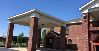 Sunset Inn - West Memphis - Edifício