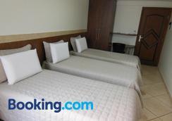 Alfa Plaza Hotel - Núcleo Bandeirante - Bedroom