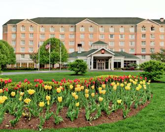 Hilton Garden Inn Albany Airport - Albany - Building