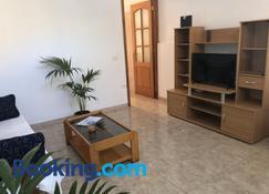 Apartamento Jan - Santa Cruz de La Palma - Sala de estar