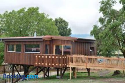 Cabane Dans Les Arbres / Swin-Golf de Cremin - Lucens - Building