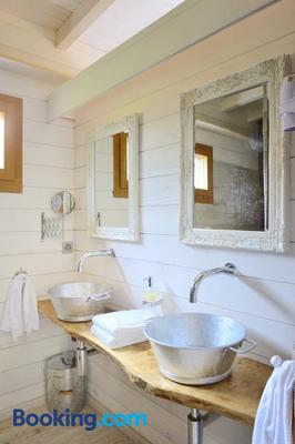 Cabane Dans Les Arbres / Swin-Golf de Cremin - Lucens - Bathroom