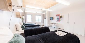 Forenom Hostel Helsinki Kutomotie - Helsinki - Bedroom
