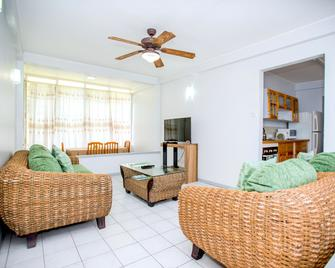 Bougainvillea Apartments - St. George's - Living room
