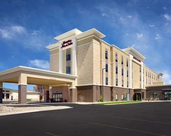 Hampton Inn & Suites Rexburg - Rexburg - Building